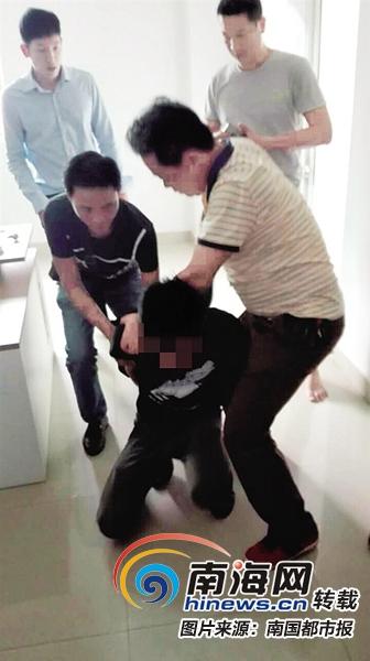 海口房主门口鞋盒藏钥匙引来小偷 回家遇到正在翻箱倒柜的贼