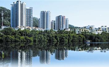 三亚迈向生态宜居城市 今年完成35处破损山体修复