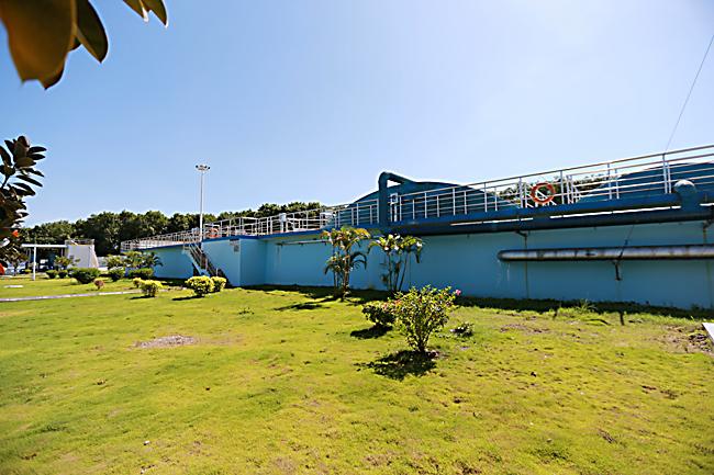 张耕 共建共享天蓝 地绿 水净的美好新儋州