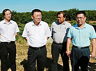 张耕:共建共享天蓝、地绿、水净的美好新儋州