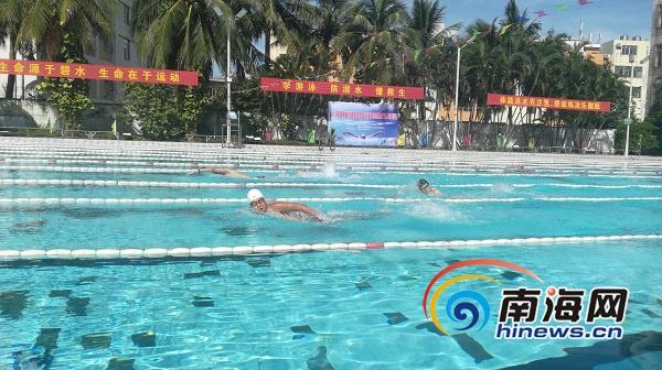 """""""会游泳、懂救生""""将成海南学校招录体育老师必要条件"""