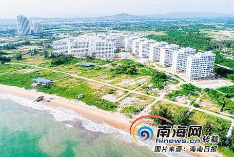 乐东龙栖湾安置房竣工 1600名居民喜迁渔村