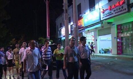 东方市积极处理中央环保督察组交办群众举报件