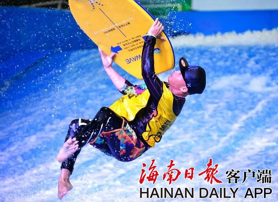 dnf新闻恭喜!海南籍选手刘径获首届中国滑板冲浪公开赛趴板冠军