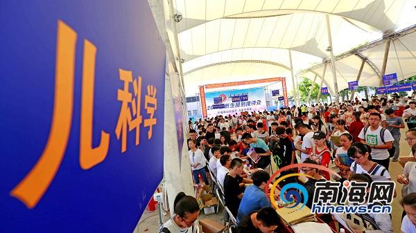 开学啦!海南医学院新增儿科专业 新生9月2日开始报到