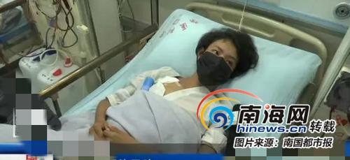 昌江25岁女主播患尿毒症急需换肾 母亲无力救女求助