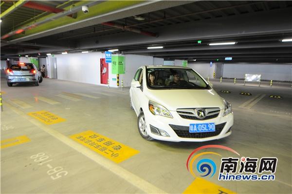 小二租车共享汽车入驻海口美兰国际机场