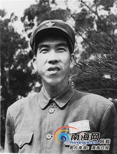 """陈青山:英勇善战的""""华侨将军"""""""