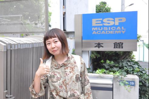 爱上调音师 放飞音乐梦想 日本ESP音乐学院演唱会PA