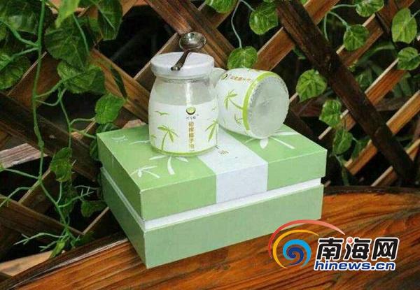 2019年海南省创业大赛总决赛项目宣展之一:高端椰子油和手工皂