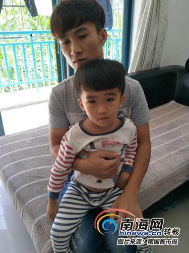 万余名网友联手捐20多万元 琼海患脑瘤5龄童如愿赴京治疗