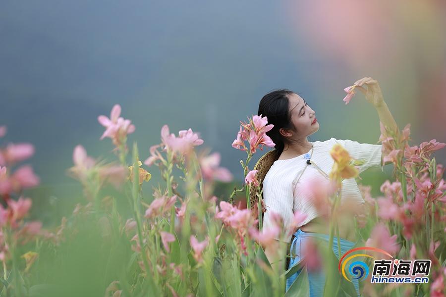 """高清组图:""""摄影师看海棠""""之水稻公园"""
