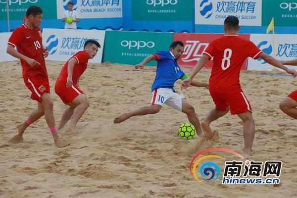 马来攻略性感足球赛开踢中国队2:4不敌海口西前任沙滩国际郑恺2图片