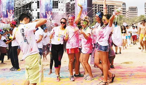 海南国际旅游岛欢乐节四大板块六大活动精彩纷呈