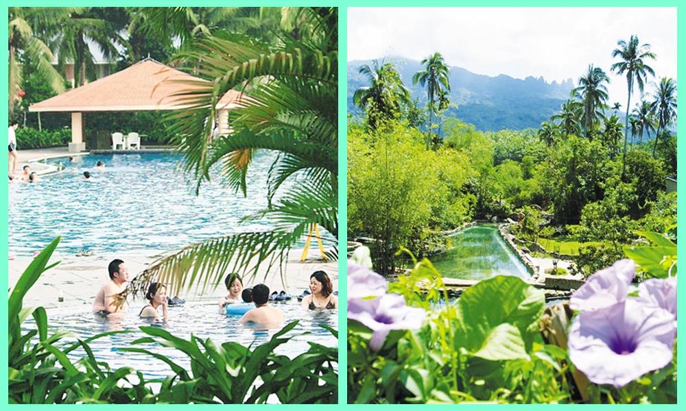 海南全岛已知温泉近40处 密度之高居全国之首