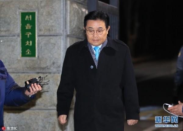 青瓦台前任涉腐首席秘书走出拘留所 等待后续调查