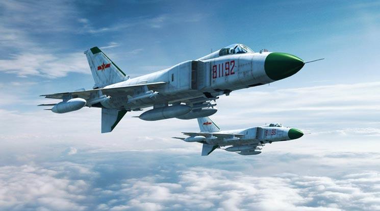 2001年4月1日,美国EP-3侦察机在中国海南岛附近海域上空侦查,中国海军航空兵派出2架歼-8II战斗机进行监视和拦截,其中一架僚机在中国海南岛东南70海里(110公里)的中国专属经济区上空与美军飞机发生碰撞,中国战斗机坠毁,飞行员王伟跳伞下落不明,后被中国确认牺牲。而美国军机则未经允许迫降海南岛陵水机场。