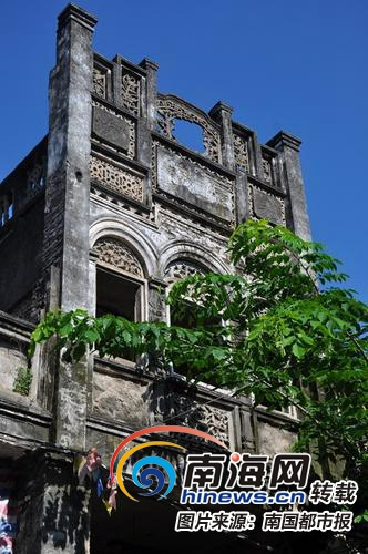 <b>儋州中兴街:近百年骑楼老街的浮沉往事</b>