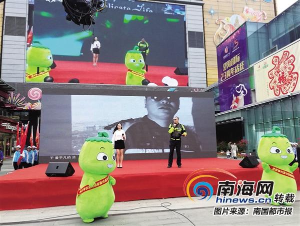 海口交警MV《指间沙》被质疑与电影《芳华》推广