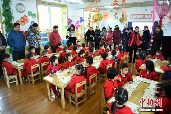"""""""广西幼儿师范高等专科学校一位老师如是说."""