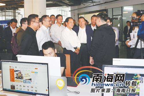 """刘赐贵:以五个""""进一步""""推动互联网财产实现快速康健生长"""