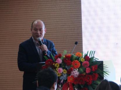 河北华糖易购电子科技有限公司副总经理徐振林