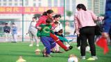儋州市特殊教育学校举行第四届学生运动会(图)