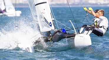 世青赛全部冠军出炉 年轻水手从三亚扬帆世界