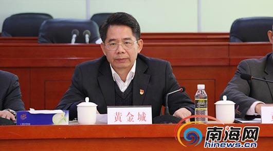 昌江召开民营经济发展座谈会 为民营经济会诊开药方