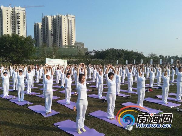 海南新闻 独家报道    据了解,《山水中国美》,《我和瑜伽有个约会》