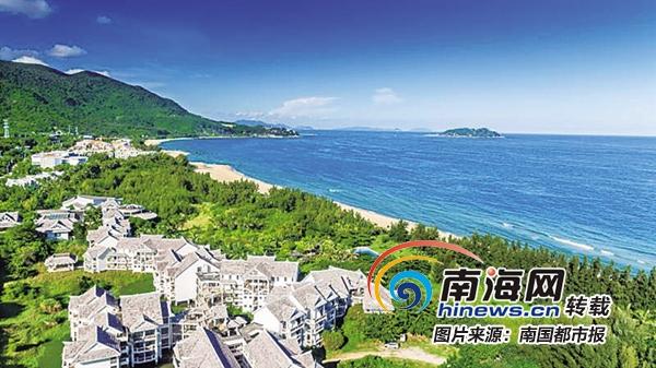 2019海南陵水全域旅游推介会25日正式启幕