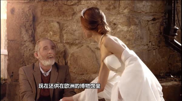 原来百岁山的广告里暗藏着这样爱情的故事