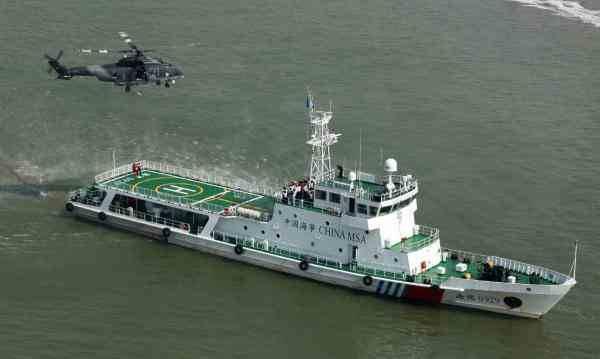 2015年10月,粤港澳举行首次大规模海上立体联合搜救演习。