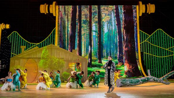 新视觉打造国家舞台 大美中国为时代发声