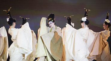 """2017中国舞蹈""""荷花奖""""颁奖盛典三亚举行"""