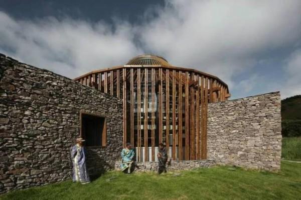 《漂亮的房子》用四座大美建筑打动人心图片