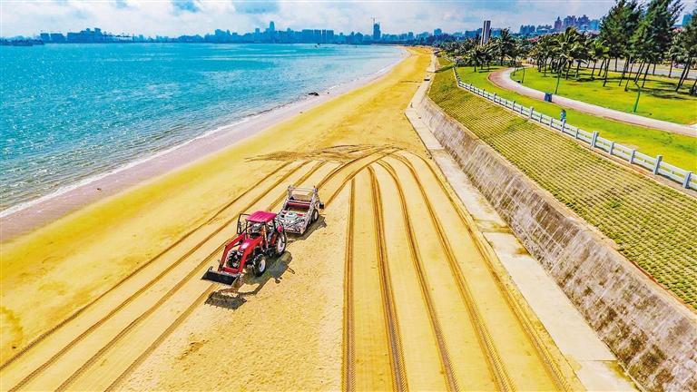 海南立法推动生态省建设 生态环境质量始终保持全国领先水平