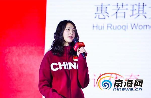 <b>惠若琪、田亮、潘晓婷、吴静钰将来三亚出席中国体育庙会</b>