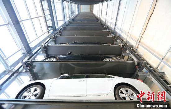 叠立体汽车的步骤