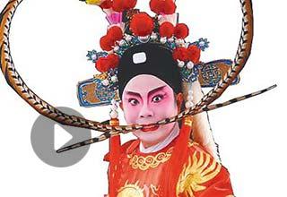 梅花奖获得者符传杰:走在琼剧艺术的春天里