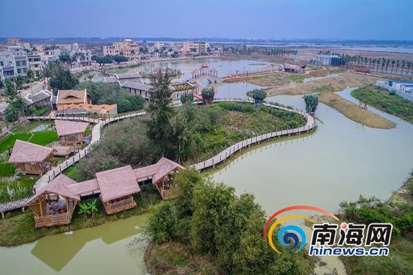 桂林洋国家热带农业公园2月8日开园