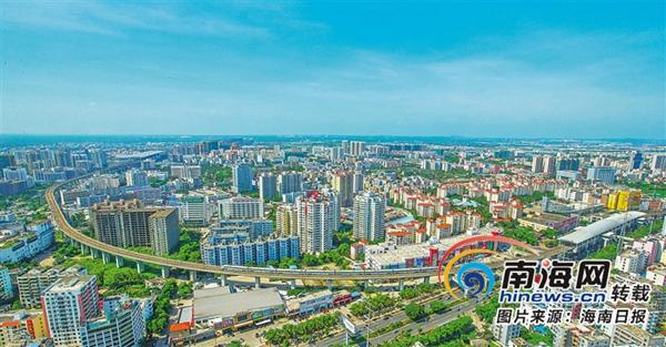 辉煌30年 美好新海南| 30年来海南铁路和民航实现跨越式发展