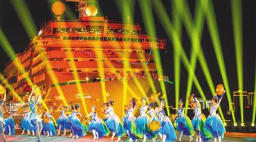 春晚海南特别节目亮相央视 舞蹈演员表现获赞