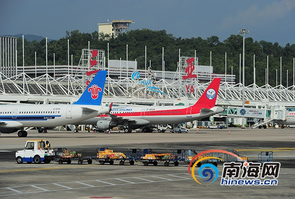 <b>三亚凤凰国际机场春节黄金周运送旅客50.2万人次</b>
