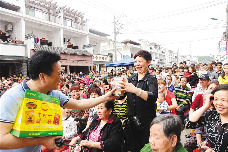 """澄迈瑞溪""""三宝""""今年春节产值超1400万元"""