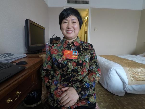 全国人大代表李秀香:改革开放40年,教育事业发
