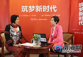 苻彩香:广大女性朋友要提高婚检意识