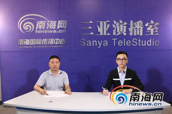"""三亚""""双创""""产业园靶向施策 聚焦互联网信息产业发展"""