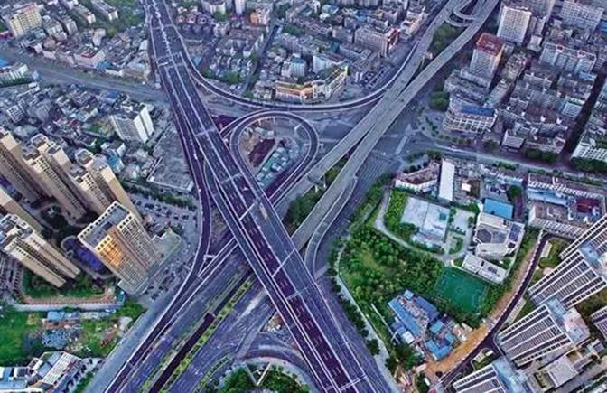 罕见旧照!细数30年来海口城市道路变化