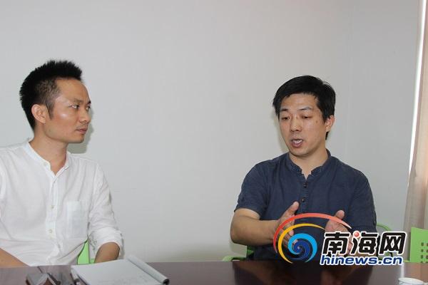 农业品牌如何推广海南互联网+众创中心邀请导师为企业一对一辅导